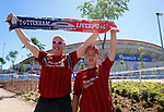 Liverpool supporters before the UEFA Champions League match, Final Roundl between Tottenham Hotspur FC and Liverpool FC at Wanda Metropolitano Stadium in Madrid, Spain. June 01, 2019.(Foto: nordphoto / Alterphoto /Manu R.B.)