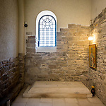 Tomb of St. Sava, Church of the 40 Martyrs of Sebaste, constructed in 1230 and the place of repose (death) of St. Sava in 1236.<br /> <br /> Veliko Tarnovo, Bulgaria