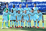 FC Barcelona squad poses for photos prior to the La Liga 2017-18 match between CD Leganes vs FC Barcelona at Estadio Municipal Butarque on November 18 2017 in Leganes, Spain. Photo by Diego Gonzalez / Power Sport Images