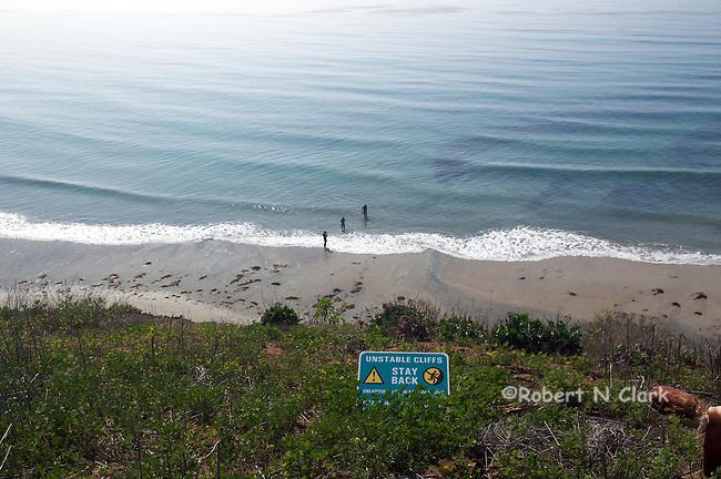Swami's surf spot, Encinitas