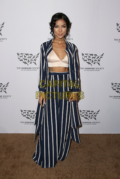 HOLLYWOOD, CA - MAY 07: Jhene Aiko attends The Humane Society of the United States' to the Rescue Gala at Paramount Studios on May 7, 2016 in Hollywood, California.  <br /> CAP/MPI/PA<br /> &copy;PA/MPI/Capital Pictures