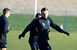 St Johnstone Training&hellip;28.12.18    McDiarmid Park<br />Liam Craig pictured during training this morning ahead of tomorrow&rsquo;s game at Dundee.<br />Picture by Graeme Hart.<br />Copyright Perthshire Picture Agency<br />Tel: 01738 623350  Mobile: 07990 594431
