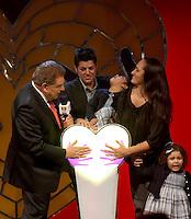 MIAMI, FL - DECEMBER 14: Don Francisco at Teleton USA at Univision Studios in Miami, Florida. December 14, 2012. Credit: Majo Grossi/MediaPunch Inc. /NortePhoto