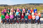 All the Kerry Ladies Captains and teams who played in the the Kerry Ladies Captains drive in Castleisland golf course on Saturday..