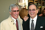 BURT BACHARACH and HAL DAVID.Attending the Opening Night Performance of THE.LOOK OF LOVE ... THE SONGS OF BURT BACHARACH .and HAL DAVID at the Brooks Atlinson Theater,.New York City..May 4, 2003.