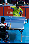 London Paraluympic Games Table Tennis 3.9.12