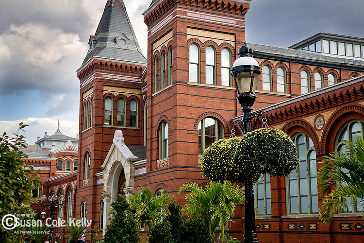 The Arts and Industries Building, Smithsonian Museum, Washington, DC