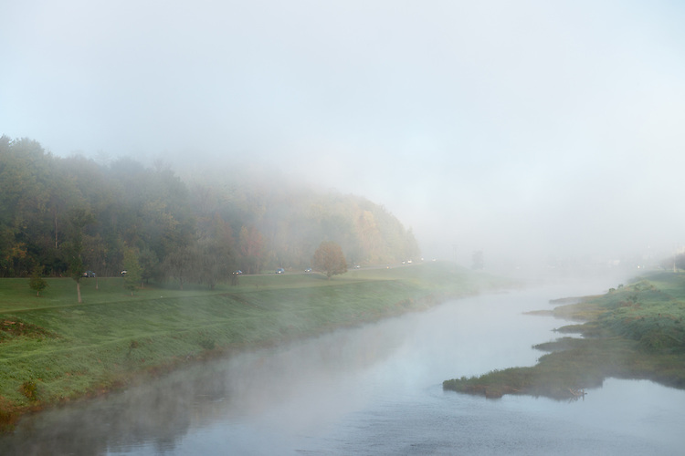 Hocking River, Bike Path, Photo by Ben Siegel