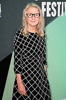 "director, Sally Potter<br /> arriving for the London Film Festival 2017 screening of ""The Party"" at Embankment Gardens Cinema, London<br /> <br /> <br /> ©Ash Knotek  D3330  10/10/2017"