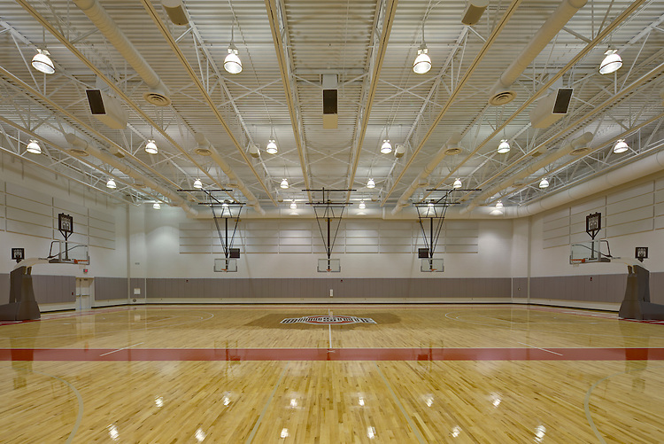 Ohio State University Basketball Practice Facility at the Schottenstein Center | Moody Nolan