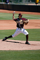Seth Blair - 2009 Arizona State Sun Devils .Photo by:  Bill Mitchell/Four Seam Images