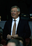Former manager Sir Alex Ferguson in the directors box - English Premier League - Manchester Utd vs Chelsea - Old Trafford Stadium - Manchester - England - 28th December 2015 - Picture Simon Bellis/Sportimage