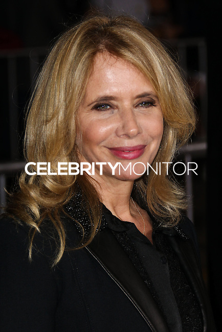 """WESTWOOD, CA, USA - FEBRUARY 24: Rosanna Arquette at the World Premiere Of Universal Pictures And Studiocanal's """"Non-Stop"""" held at Regency Village Theatre on February 24, 2014 in Westwood, Los Angeles, California, United States. (Photo by Xavier Collin/Celebrity Monitor)"""