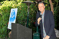 LOS ANGELES - APR 9: Keith McNutt at The Actors Fund's Edwin Forrest Day Party and to commemorate Shakespeare's 453rd birthday at a private residence on April 9, 2017 in Los Angeles, California