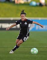 Washington Freedom forward Lisa De Vanna (17).  Boston Breakers defeated The Washington Freedom 3-1 at The Maryland SoccerPlex,  Saturday April 18, 2009.