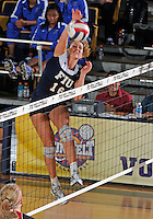 SBC Volleyball - Western Kentucky v. FIU (11/18/11)
