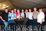 Showband Concert: Pictured at the showband concert held in the Duagh Sports Complex on Thursday night last were Timmy O'Connor, Teresa Condron,Liam Wrenn, Shannon Smith, John Dillane, Stephen Murphy, Marie & Steve Smith & Margaret Williams all from Abbeyfeale.