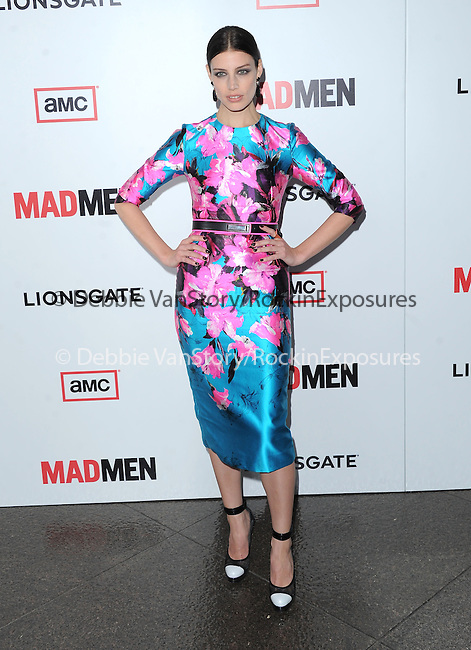 Jessica Pare at The AMC Premiere of The 6th Season Of Mad Men held at The DGA in West Hollywood, California on March 20,2013                                                                   Copyright 2013 Hollywood Press Agency