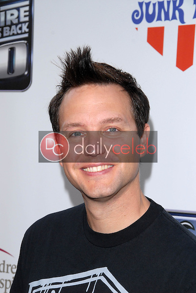 Mark Hoppus<br /> at &quot;The Empire Strikes Back&quot; 30th Anniversary Charity Screening Benefiting St. Jude Children's Research Hospital, ArcLight Cinemas, Hollywood, CA. 05-20-10<br /> David Edwards/Dailyceleb.com 818-249-4998