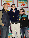 LOS ANGELES, CA - DECEMBER 08: Dick Ebersol, Charlie Ebersol and Susan Saint James attend Charlie Ebersol's 'Charlieland' Birthday Party And Charity: Water Fundraiser on December 8, 2012 in Los Angeles, California.