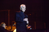 "Charles Aznavour performed in front of more than 4,000 fans in Madrid.<br /> Aznavour, internationally renowned artist,  is known as ""the ambassador of French song"". He will turn 91 on May 22, announced on Monday the launching of his new album ""Encores"", the 51st album of his career."