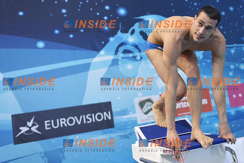 Fabio Scozzoli Italy.Debrecen 27/5/2012 .31st European Swimming Championships - Nuoto.Foto Insidefoto / Andrea Staccioli