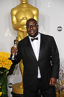 Steve McQueen at the 86th Annual Academy Awards at the Dolby Theatre, Hollywood.<br /> March 2, 2014  Los Angeles, CA<br /> Picture: Paul Smith / Featureflash