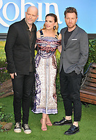 Marc Forster, Hayley Atwell, Ewan McGregor at the &quot;Christopher Robin&quot; European film premiere, BFI Southbank, Belvedere Road, London, England, UK, on Sunday 05 August 2018.<br /> CAP/CAN<br /> &copy;CAN/Capital Pictures