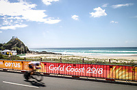 Mens time trial. Commonwealth Games, Gold Coast, Australia. Tuesday 10 April, 2018. Copyright photo: John Cowpland / www.photosport.nz /SWpix.com /SWpix.com