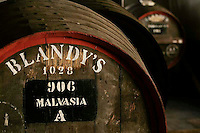 The Old Blandy Wine  in Madeira Islanda