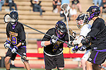 San Diego, CA 05/25/13 - David Manning (Carlsbad #9) in action during the 2013 Boys Lacrosse San Diego CIF DIvision 1 Championship game.  Westview defeated Carlsbad 8-3.
