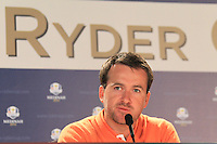Ryder Cup 2012 Graeme McDowell Interview