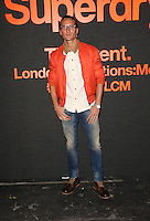 Oliver Proudlock attending The Superdry AW14 event, London Collections: Men held at the old sorting office<br /> London. 07/01/2014 Picture by: Henry Harris / Featureflash
