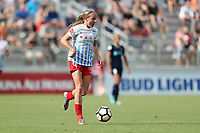 Cary, North Carolina  - Sunday May 21, 2017: Alyssa Mautz during a regular season National Women's Soccer League (NWSL) match between the North Carolina Courage and the Chicago Red Stars at Sahlen's Stadium at WakeMed Soccer Park. Chicago won the game 3-1.