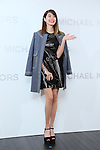 Hikari Mori, <br /> Nov 20, 2015 : <br /> Model Hikari Mori <br /> attends the Michael Kors store event in Tokyo, Japan on November 20, 2015.<br /> American luxury brand opened its largest flagship store in Tokyo's renowned Ginza district. (Photo by Yohei Osada/AFLO)