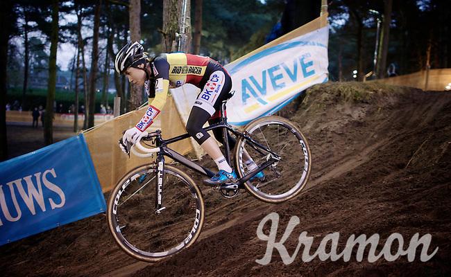 Sanne Cant (BEL/BKCP-Powerplus)<br /> <br /> Zilvermeercross 2014