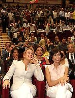 Manifestazione  di Forza Italia<br /> nella foto  Francesca Pascale, Mara Carfagna