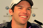 Paul Casey (ENG) being interviewed during the Pro-Am Day of the BMW International Open at Golf Club Munchen Eichenried, Germany, 22nd June 2011 (Photo Eoin Clarke/www.golffile.ie)
