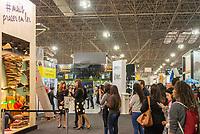 SÃO PAULO, SP, 07.08.2018 - CULTURA-SP - Movimetação na 25ª BIENAL Internacional do Livro de São Paulo no Anhembi no bairro de Santana na região Norte de São Paulo na tarde desta terça-feira, 07. (Foto: Anderson Lira / Brazil Photo Press)