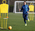 26.02.2019 Rangers training: Nikola Katic
