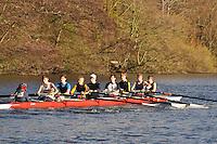 065 .RBL-Lancashire .NOV.8+ .Reading Blue Coat Sch. Wallingford Head of the River. Sunday 27 November 2011. 4250 metres upstream on the Thames from Moulsford railway bridge to Oxford Universitiy's Fleming Boathouse in Wallingford. Event run by Wallingford Rowing Club..