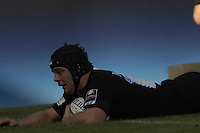 Wycombe, Great Britain, Wasps, Jonny BARRETT, during the EDF Energy, Anglo Welsh, rugby Cup match, London Wasps vs London Irish,  at Adams Park, England, 08/10/2006. [Photo, Peter Spurrier/Intersport-images]....
