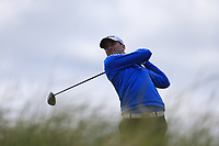 Barry Anderson (The Royal Dublin) during the 2nd round of the East of Ireland championship, Co Louth Golf Club, Baltray, Co Louth, Ireland. 03/06/2017<br /> Picture: Golffile | Fran Caffrey<br /> <br /> <br /> All photo usage must carry mandatory copyright credit (&copy; Golffile | Fran Caffrey)