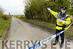 Sergent John Gleeson. Gardai at the scene of A murder investigation at Ratoo, Ballyduff on Tuesday. The deceased has been named locally as Anthony O'Mahony (74), a life-long farmer who was very well known in the community.