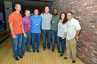Owen Daniels' Celebrity Kingpin Classic at Lucky Strike benefiting the Catching Dreams Foundation