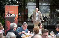President Jonathan Veitch<br />