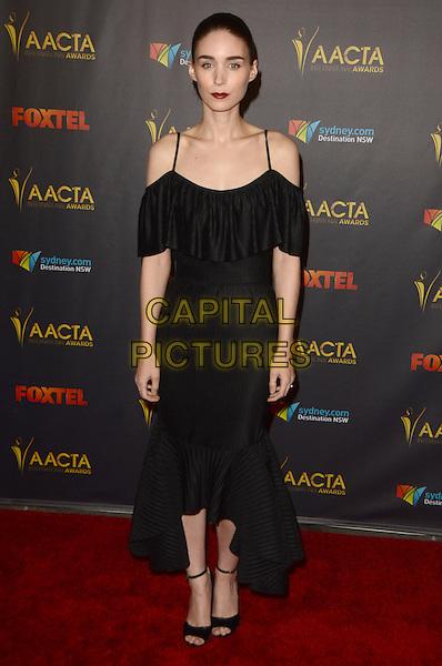 LOS ANGELES, CA - JANUARY 29: Rooney Mara at the AACTA International Awards at Avalon Hollywood on January 29, 2016 in Los Angeles, California. <br /> CAP/MPI/DE<br /> &copy;DE/MPI/Capital Pictures