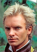 May 18, 1983: THE POLICE - Sting - portrait session in London