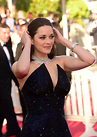 www.acepixs.com<br /> <br /> May 23 2017, Cannes<br /> <br /> Marion Cotillard arriving at the 70th Anniversary of the annual Cannes Film Festival at Palais des Festivals on May 23, 2017 in Cannes, France.<br /> <br /> By Line: Famous/ACE Pictures<br /> <br /> <br /> ACE Pictures Inc<br /> Tel: 6467670430<br /> Email: info@acepixs.com<br /> www.acepixs.com