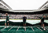 AMBIENCE<br /> <br /> Tennis - The Championships Wimbledon  - Grand Slam -  All England Lawn Tennis Club  2013 -  Wimbledon - London - United Kingdom -Saturday  2nd July 2013. <br /> &copy; AMN Images, 8 Cedar Court, Somerset Road, London, SW19 5HU<br /> Tel - +44 7843383012<br /> mfrey@advantagemedianet.com<br /> www.amnimages.photoshelter.com<br /> www.advantagemedianet.com<br /> www.tennishead.net